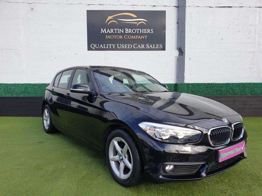 USED 2016 66 BMW 1 SERIES 1.5 116D ED PLUS 5d 114 BHP