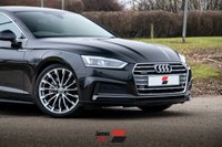 USED 2017 17 AUDI A5 2.0 SPORTBACK TDI QUATTRO S LINE 5d 188 BHP Two Owners | Two Services