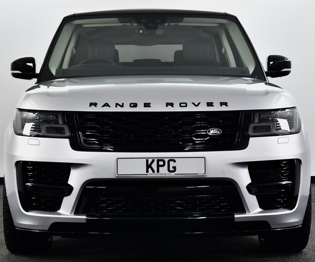 USED 2018 68 LAND ROVER RANGE ROVER 3.0 SD V6 Vogue Auto 4WD (s/s) 5dr £13k Extras, SVO Kit, Pan Roof