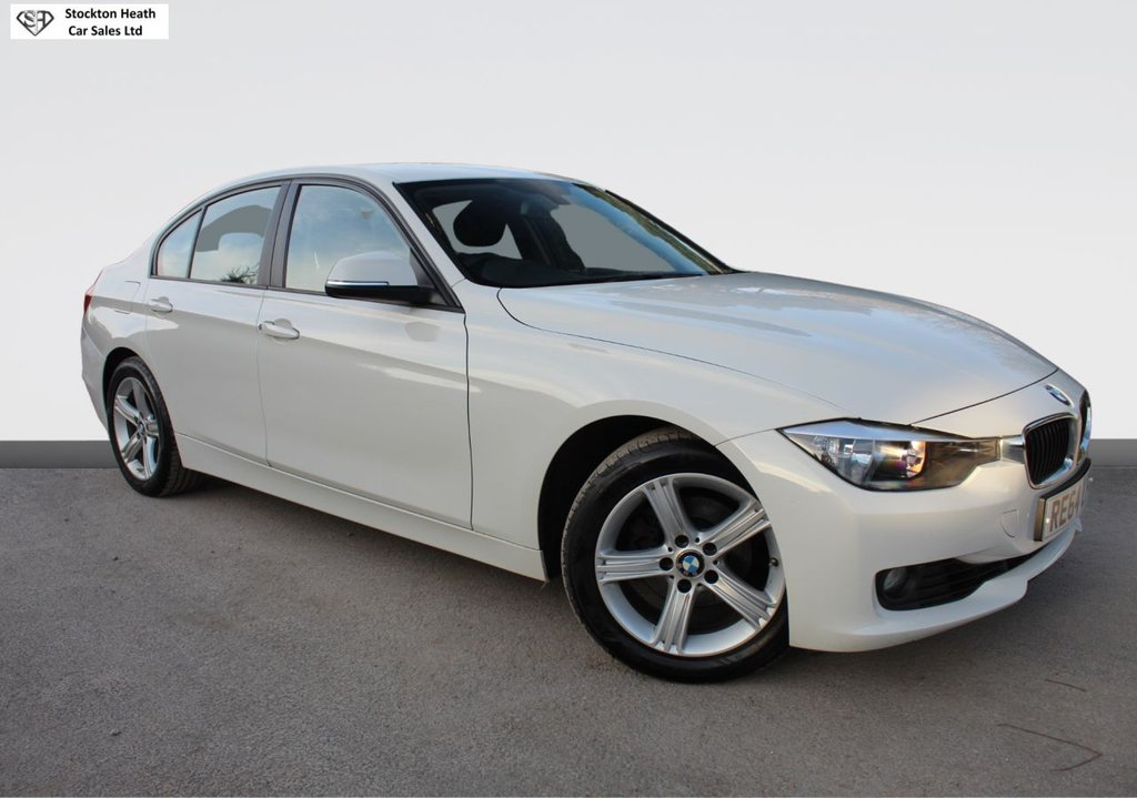 USED 2014 64 BMW 3 SERIES 2.0 320I SE 4d 181 BHP