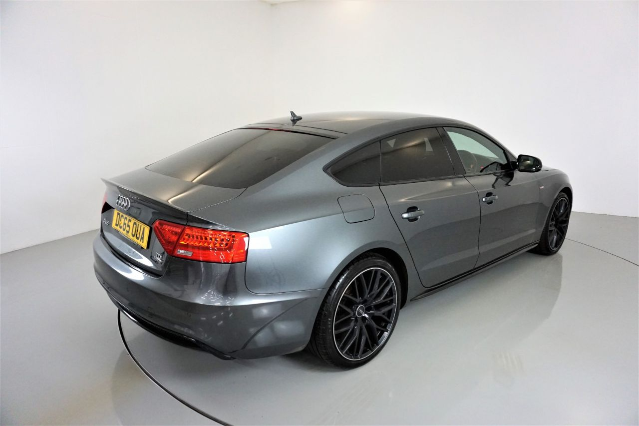 Used AUDI A5 for sale