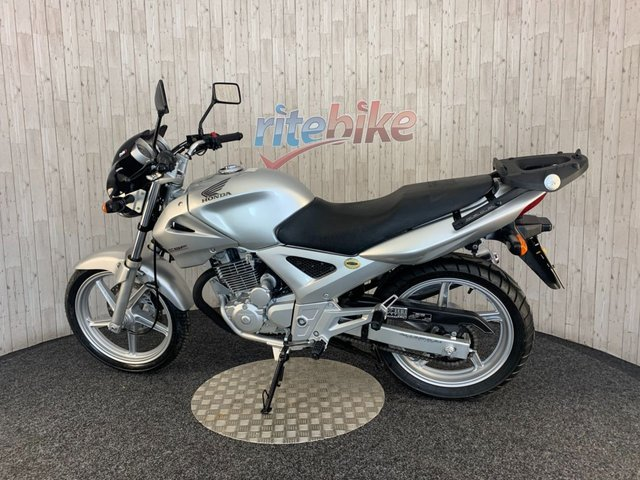 HONDA CBF250 at Rite Bike