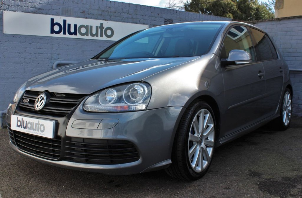 USED 2008 08 VOLKSWAGEN GOLF 3.2 R32 DSG 5d 250 BHP Superb  Condition.... Only 3 Owners... Great Specification..