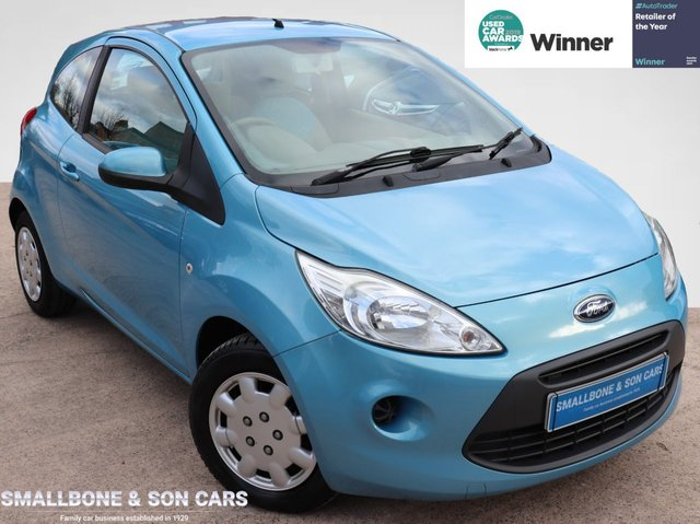 USED 2009 59 FORD KA 1.2 STYLE PLUS 3d 69 BHP * BUY ONLINE * FREE NATIONWIDE DELIVERY *
