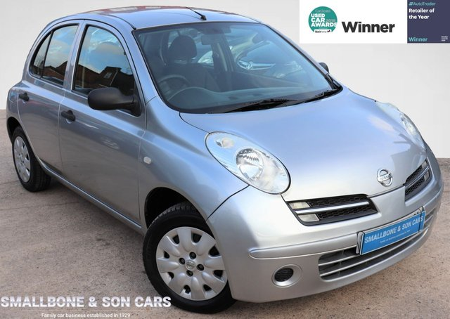 USED 2006 56 NISSAN MICRA 1.2 INITIA 5d 80 BHP * BUY ONLINE * FREE NATIONWIDE DELIVERY *