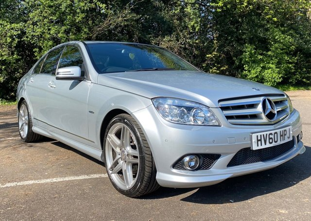 USED 2010 60 MERCEDES-BENZ C-CLASS CAT N. 1.8 C250 CGI BLUEEFFICIENCY SPORT 4d 204 BHP CAT N - FINANCE AVAILABLE