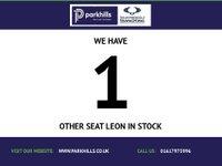 USED 2011 60 SEAT LEON 1.6 CR TDI S EMOCION 5d 105 BHP