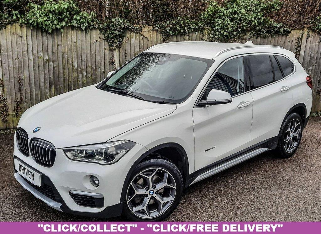 USED 2016 16 BMW X1 2.0 XDRIVE18D XLINE 5d 148 BHP