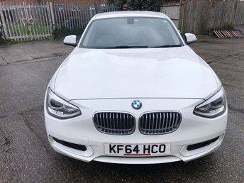 2015 BMW 116i SPORT