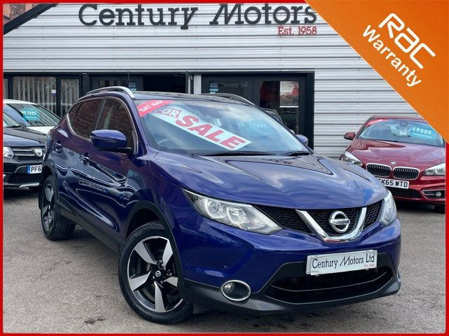 2016 16 NISSAN QASHQAI 1.5 DCI N-Connecta 5dr - GLASS ROOF
