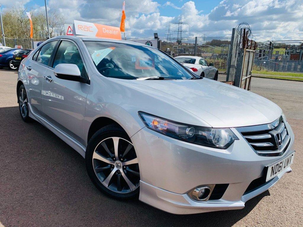 USED 2012 61 HONDA ACCORD 2.2 i-DTEC ES GT 4dr 1 yearsNationwide warranty