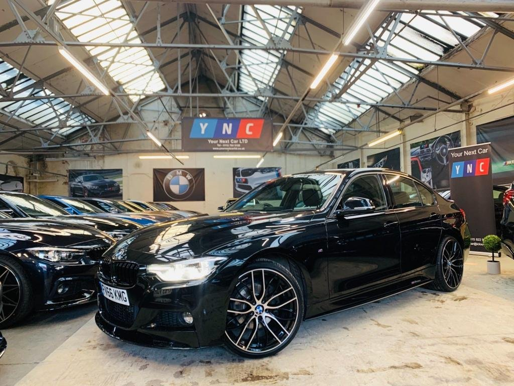 USED 2016 66 BMW 3 SERIES 2.0 320d BluePerformance M Sport Auto (s/s) 4dr PRO NAV - PERFORMANCE KIT 20S