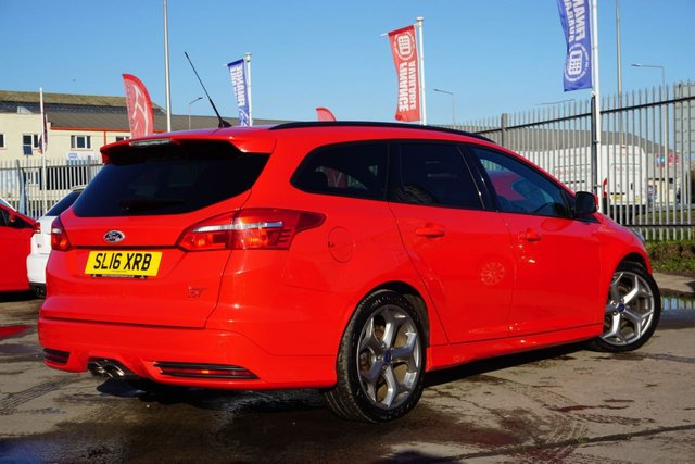 USED 2016 16 FORD FOCUS 2.0 ST-2 TDCI 5d 183 BHP GOOD SPEC & CONDITION, LOW MILEAGE
