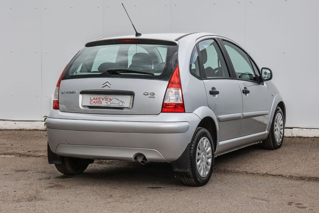 USED 2009 CITROEN C3 1.1i First 5dr
