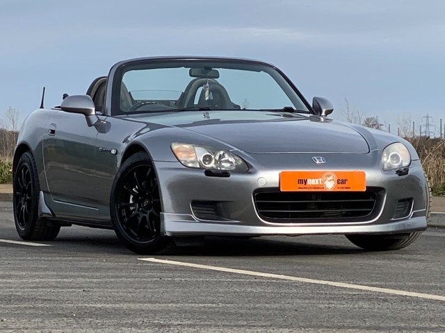USED 2003 03 HONDA S 2000 2.0 16V 2d 236 BHP VERY LOW MILEAGE ONLY 51K VGC