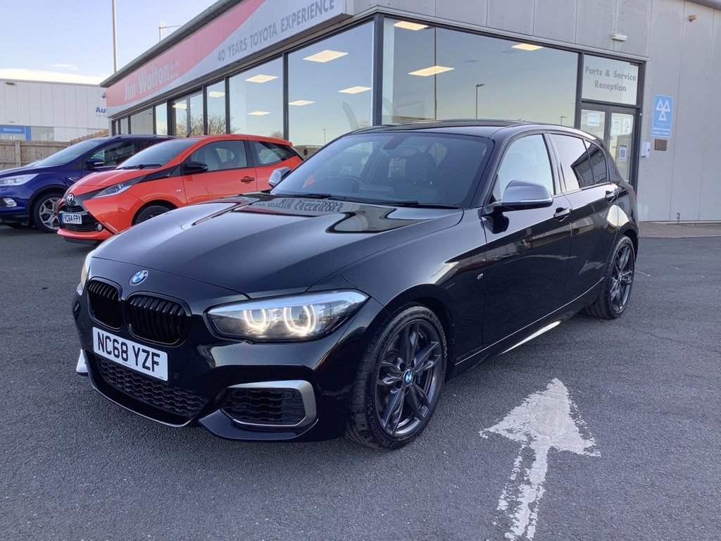 USED 2019 68 BMW 1 SERIES 3.0 M140I SHADOW EDITION 5d 335 BHP