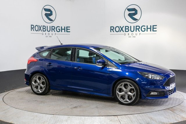 USED 2017 66 FORD FOCUS 2.0 ST-2 TDCI 5d 183 BHP