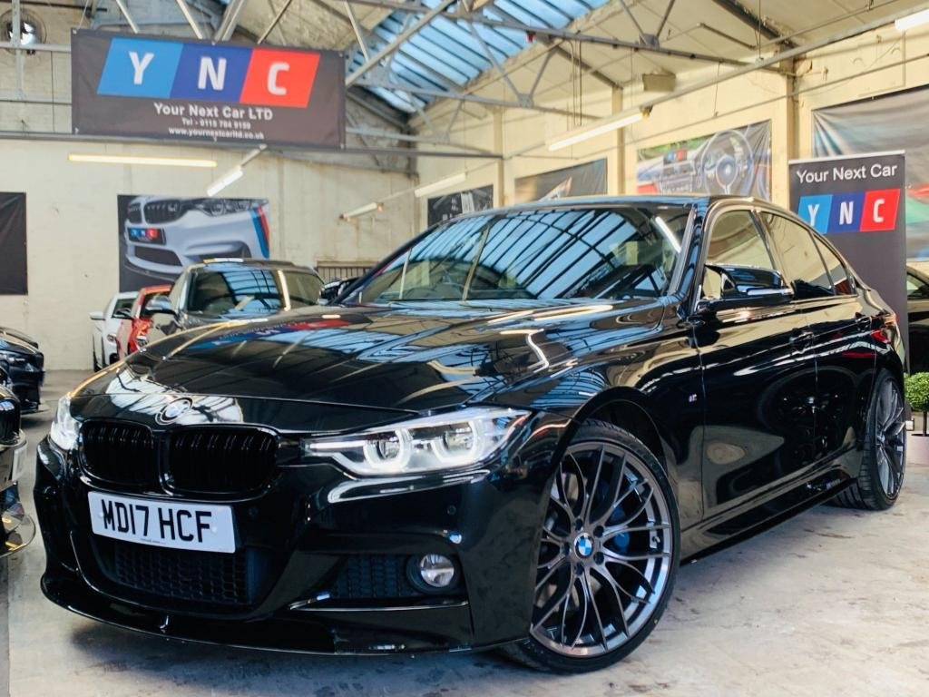 USED 2017 17 BMW 3 SERIES 3.0 340i M Sport Auto (s/s) 4dr PERFORMANCE KIT HIGH SPEC!
