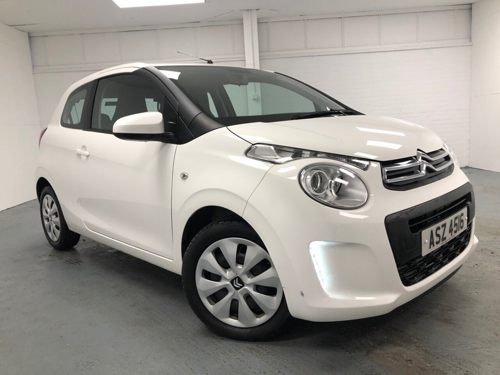 USED 2017 CITROEN C1 1.0 FEEL 3d 68 BHP £137 a month, T&Cs apply.