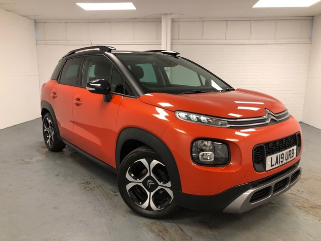 View our CITROEN C3 AIRCROSS