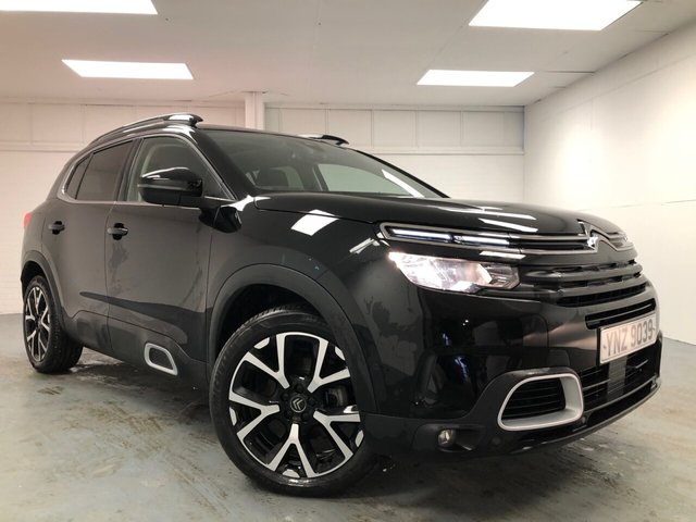 View our CITROEN C5 AIRCROSS