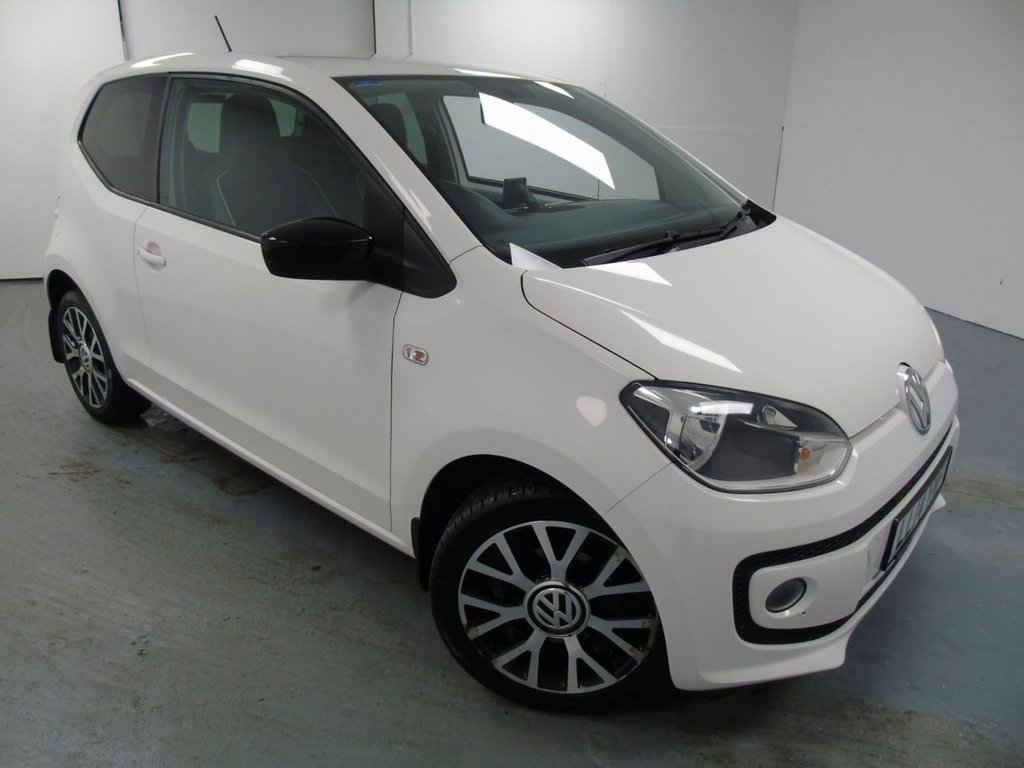USED 2014 14 VOLKSWAGEN UP 1.0 GROOVE UP 3d 74 BHP £111 a month, T&Cs apply.