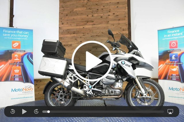 USED 2013 13 BMW R1200GS R 1200 GS - Dynamic ESA, Full History