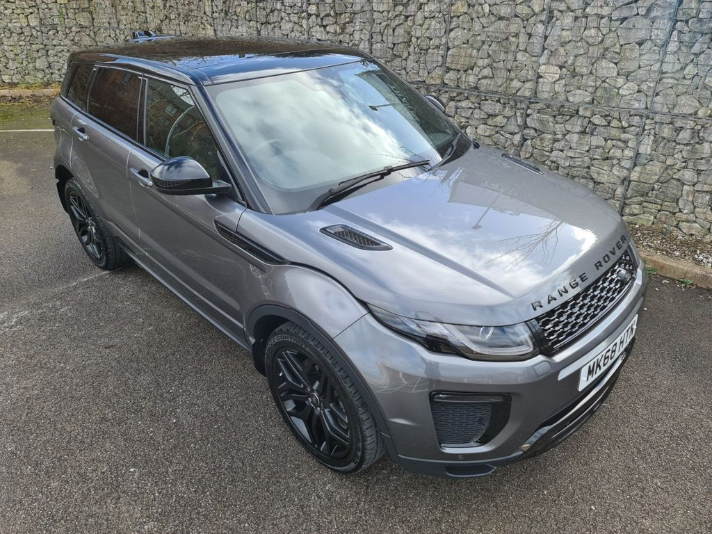 USED 2018 68 LAND ROVER RANGE ROVER EVOQUE 2.0 SD4 HSE DYNAMIC 5d 238 BHP Free Next Day Nationwide Delivery