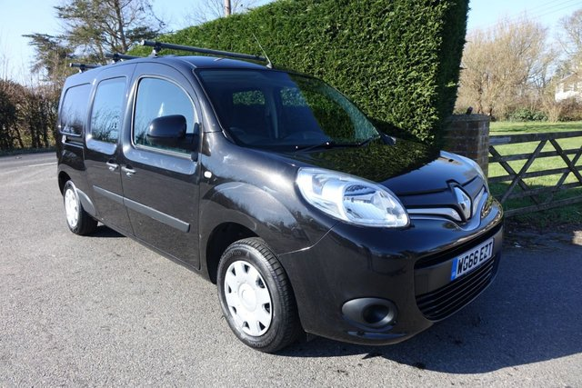 View our RENAULT KANGOO MAXI