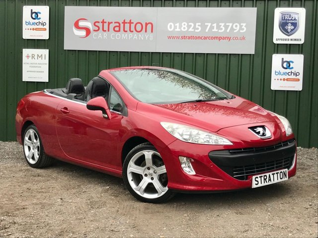 USED 2010 10 PEUGEOT 308 1.6 CC GT THP 2d 156 BHP ONLY 59,356 MILES