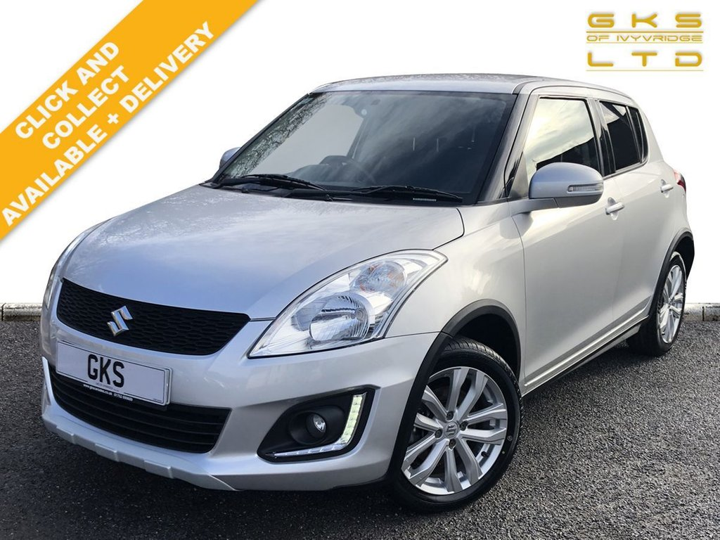 USED 2013 63 SUZUKI SWIFT 1.2 SZ4 5d 94 BHP ** NATIONWIDE DELIVERY AVAILABLE **