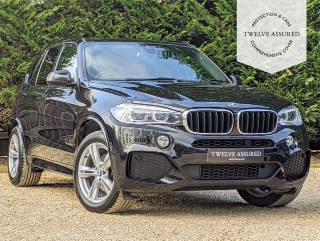 USED 2013 63 BMW X5 3.0 XDRIVE30D M SPORT 5d AUTO 255 BHP (PANORAMIC ROOF)