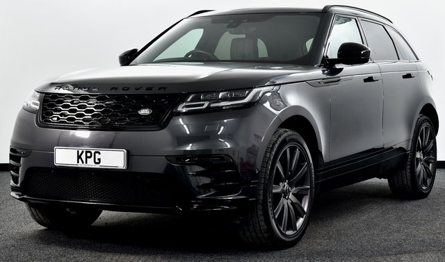 USED 2018 18 LAND ROVER RANGE ROVER VELAR 2.0 D240 R-Dynamic HSE Auto 4WD (s/s) 5dr £67k New, 1 Owner, Massage +