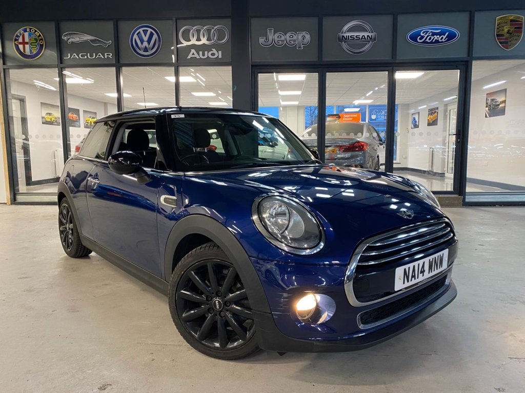 USED 2014 14 MINI HATCH COOPER 1.5 COOPER D 3d 114 BHP Complementary 12 Months RAC Warranty and 12 Months RAC Breakdown Cover Also Receive a Full MOT With All Advisory Work Completed, Fresh Engine Service and RAC Multipoint Check Before Collection/Delivery