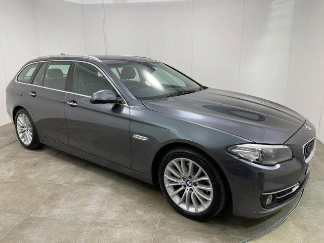 BMW 5 SERIES at Peter Scott Cars
