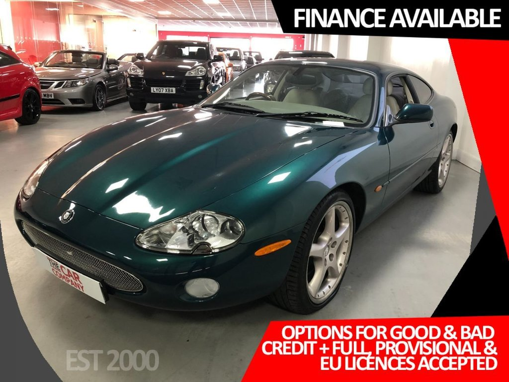 USED 2002 51 JAGUAR XK8 COUPE 4.0 V8 COUPE 2d 290 BHP * COLLECTORS CAR * MOT AUG 21 * 6 SERVICES * HEATED LEATHER SEATS * SERVICED NOVEMBER 2020 *