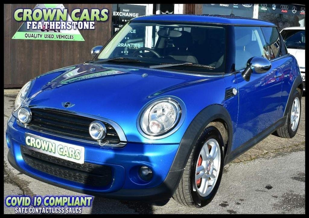 USED 2011 61 MINI HATCH ONE 1.6 One D Pimlico 3dr STUNNING LTD EDITION