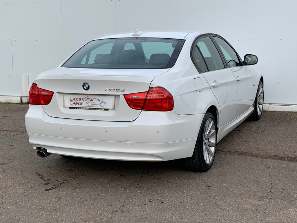 USED 2010 60 BMW 3 SERIES 320d [184] SE 4dr Step Auto
