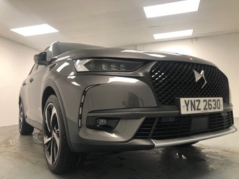 2019 DS DS 7 CROSSBACK