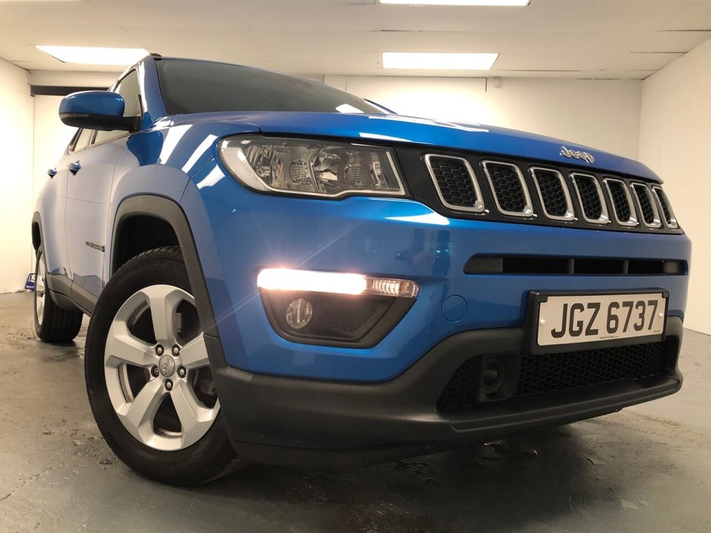 USED 2018 JEEP COMPASS 1.4 MULTIAIR II LONGITUDE 5d 138 BHP £303 a month, T&C's apply.