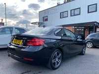 USED 2019 19 BMW 2 SERIES 1.5 218I SPORT 2d 134 BHP