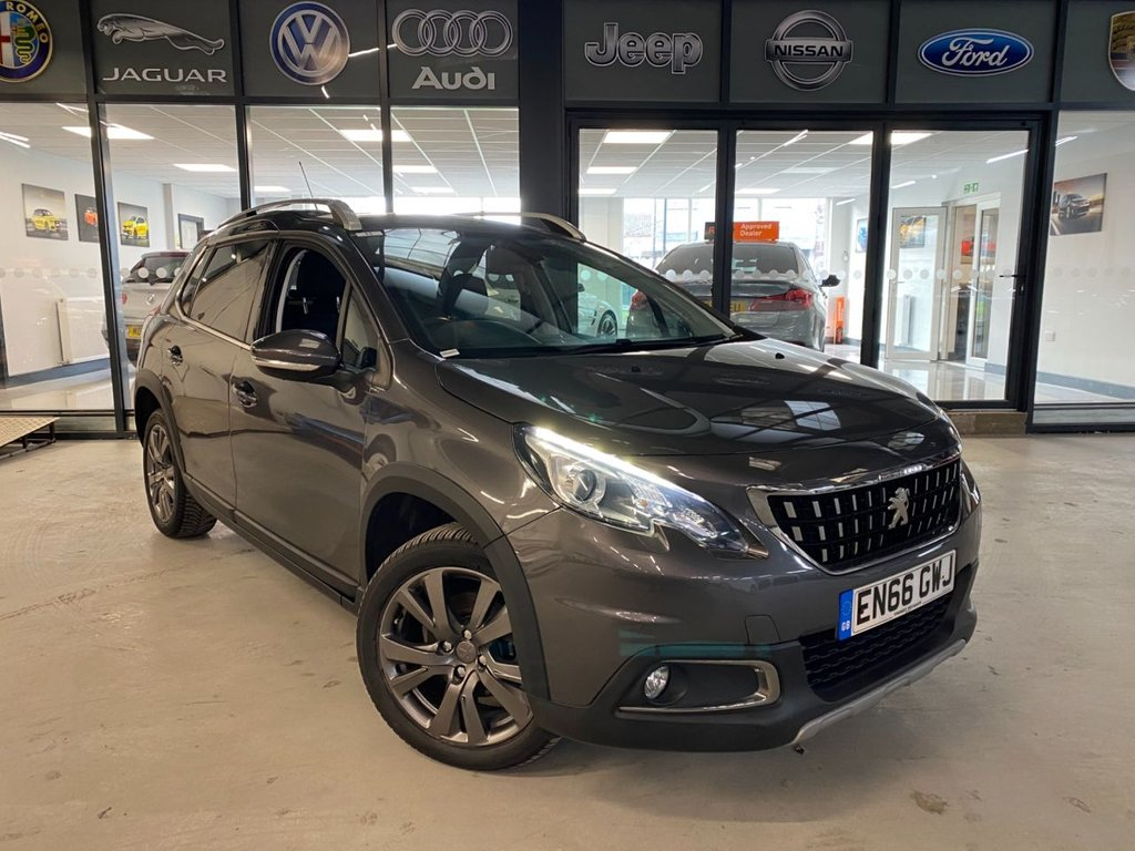 USED 2017 66 PEUGEOT 2008 1.6 BLUE HDI S/S ALLURE 5d 120 BHP Complementary 12 Months RAC Warranty and 12 Months RAC Breakdown Cover Also Receive a Full MOT With All Advisory Work Completed, Fresh Engine Service and RAC Multipoint Check Before Collection/Delivery