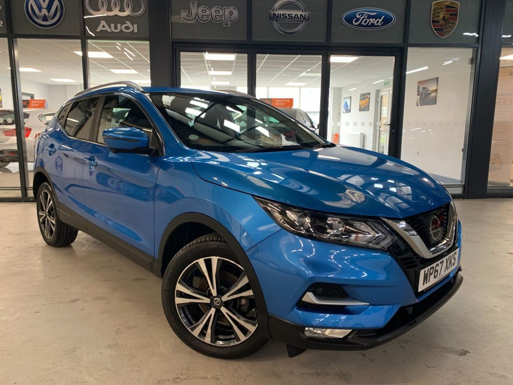 USED 2018 67 NISSAN QASHQAI 1.2 N-CONNECTA DIG-T 5d 113 BHP Complementary 12 Months RAC Warranty and 12 Months RAC Breakdown Cover Also Receive a Full MOT With All Advisory Work Completed, Fresh Engine Service and RAC Multipoint Check Before Collection/Delivery