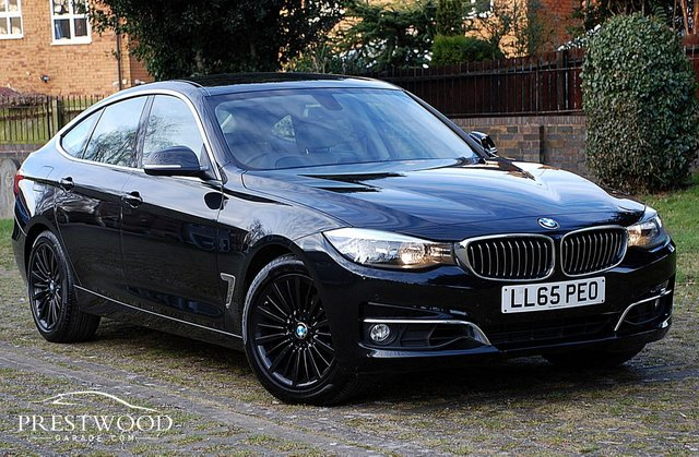 2015 65 BMW 3 SERIES 320i XDRIVE LUXURY GRAN TURISMO STEP AUTO [PROF. MEDIA] 5 DOOR HATCHBACK