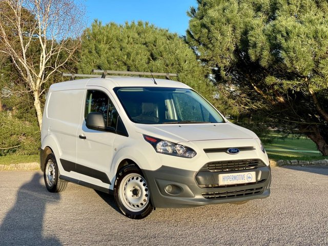 USED 2016 66 FORD TRANSIT CONNECT 1.5 200 P/V 100 BHP One Former Keeper | DAB Radio