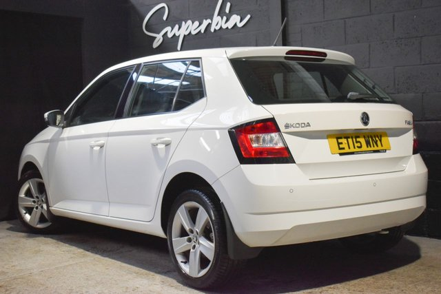 SKODA FABIA at Superbia Automotive