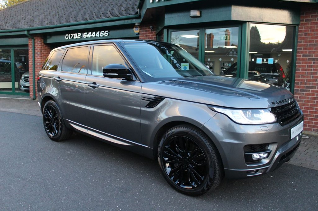USED 2015 64 LAND ROVER RANGE ROVER SPORT 3.0 SDV6 HSE DYNAMIC 5d 288 BHP