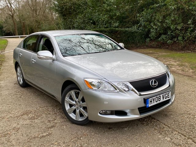 USED 2008 08 LEXUS GS 3.0 300 SE 4d 246 BHP 1 OWNER, very low  miles. MANY EXTRAS, FINANCE ME TODAY-UK DELIVERY POSSIBLE