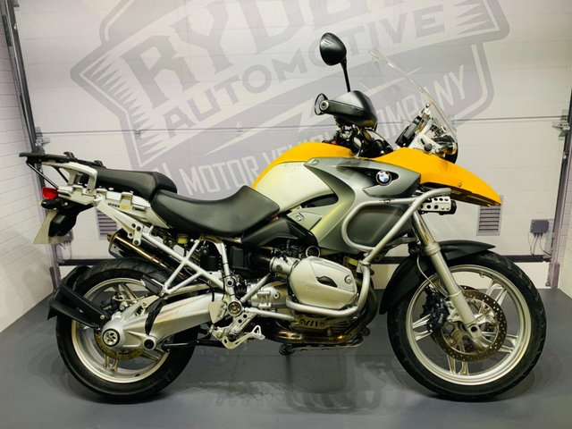 USED 2006 56 BMW R1200GS 1200cc