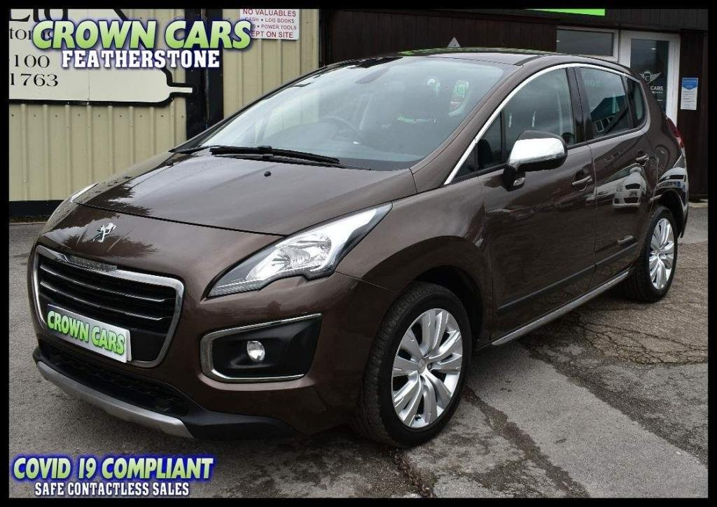 USED 2014 14 PEUGEOT 3008 1.6 HDi FAP Active 5dr BEAUTIFUL EXAMPLE THROUGHOUT